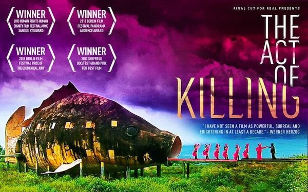 The act of killing – venerdì 17 aprile (10.00/21.00)