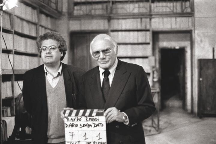 Il cineasta e il labirinto - Roberto Andò