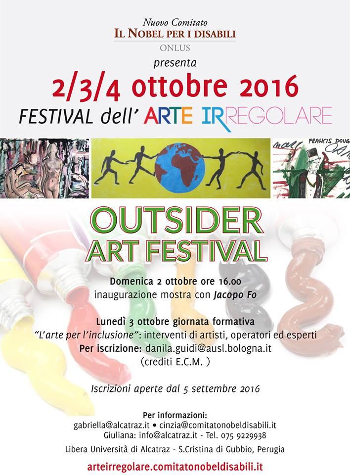 Festival dell'Arte Irregolare