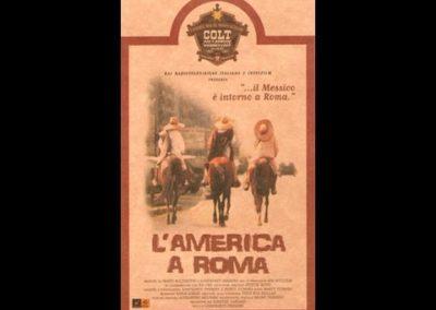 L'AMERICA A ROMA